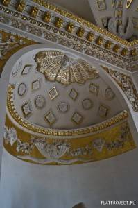 Декор интерьеров Павловского дворца — фото 118