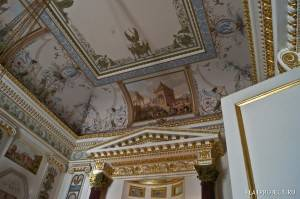 Декор интерьеров Павловского дворца — фото 94