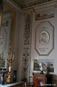 Декор интерьеров Павловского дворца — фото 88