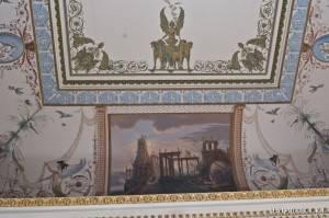 Декор интерьеров Павловского дворца — фото 79
