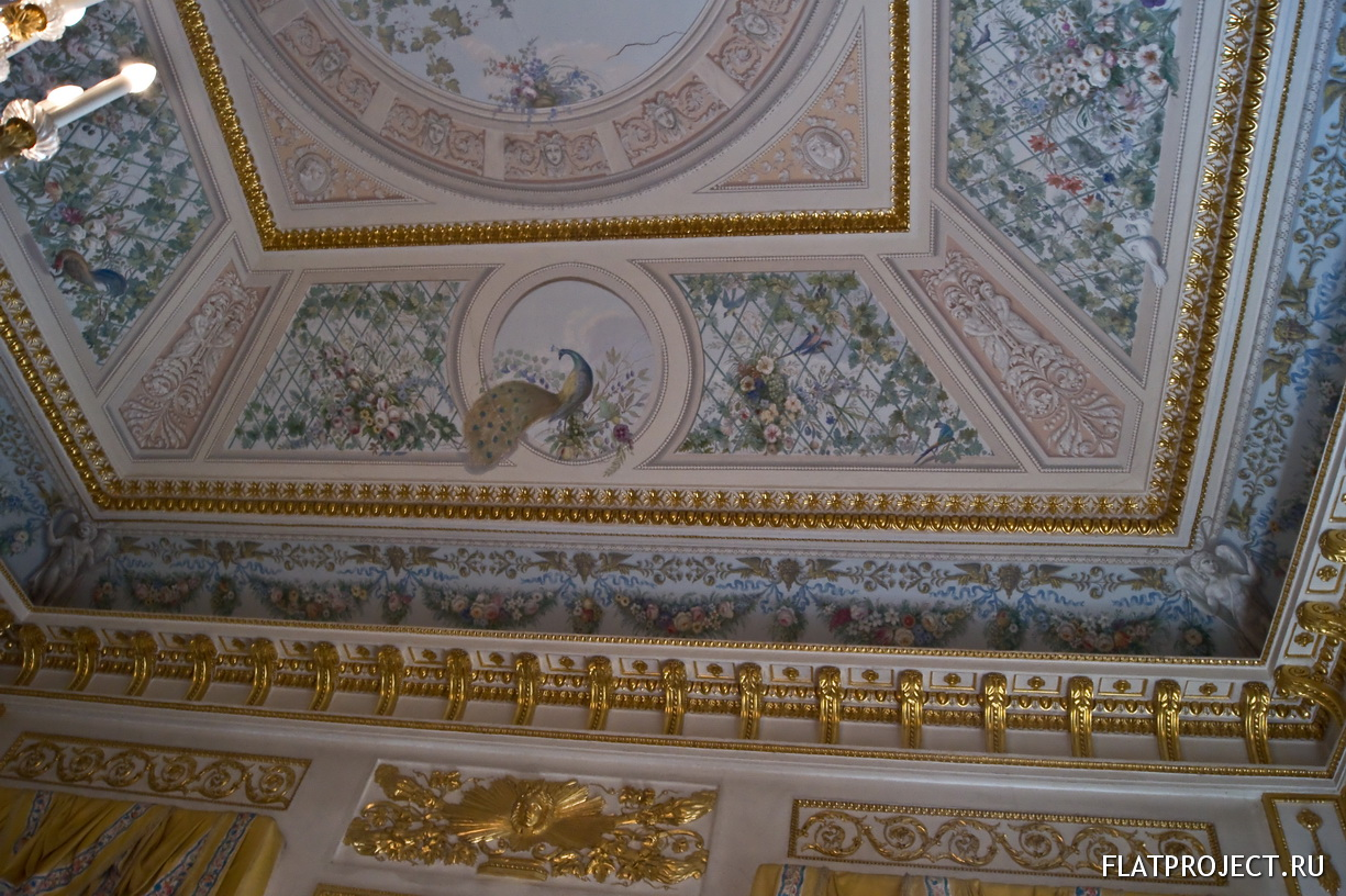 The Pavlovsk Palace interiors – photo 85