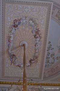 Декор интерьеров Павловского дворца — фото 82
