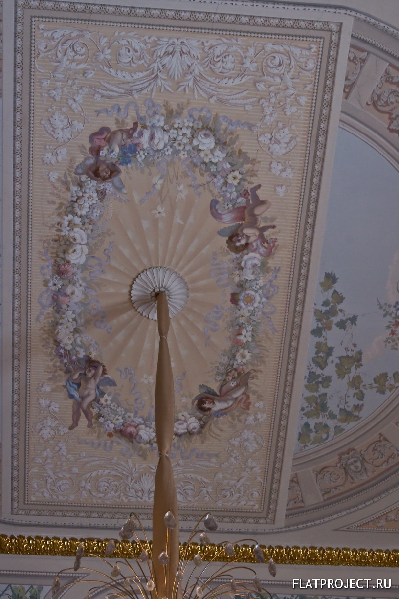 The Pavlovsk Palace interiors – photo 82