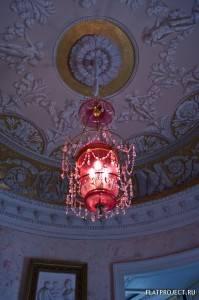 Декор интерьеров Павловского дворца — фото 77