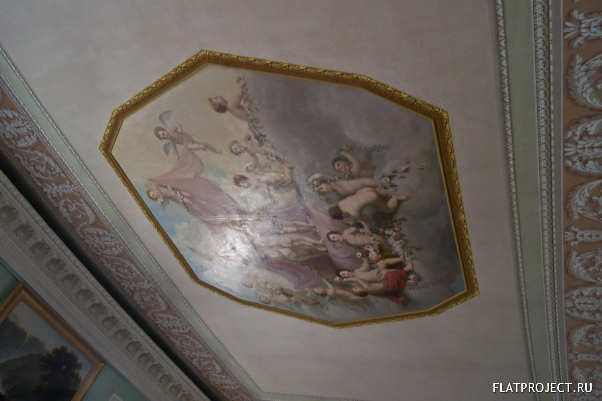 The Pavlovsk Palace interiors – photo 71