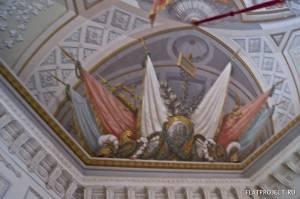 Декор интерьеров Павловского дворца — фото 63
