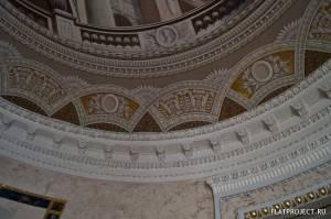 Декор интерьеров Павловского дворца — фото 53