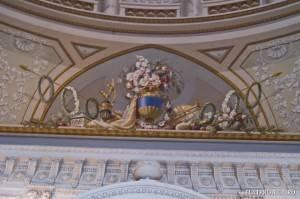 Декор интерьеров Павловского дворца — фото 51