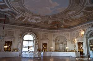 Декор интерьеров Павловского дворца — фото 45