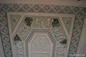 Декор интерьеров Павловского дворца — фото 44