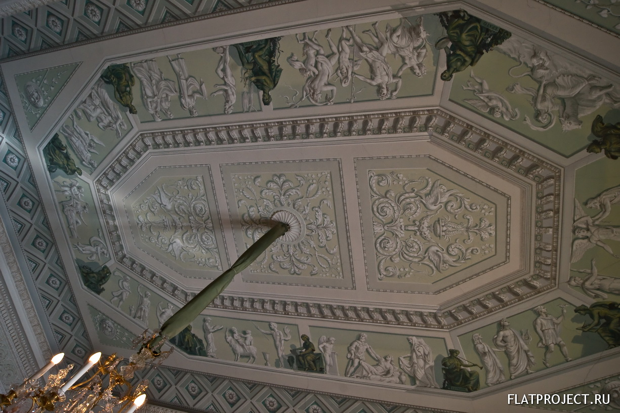 The Pavlovsk Palace interiors – photo 38