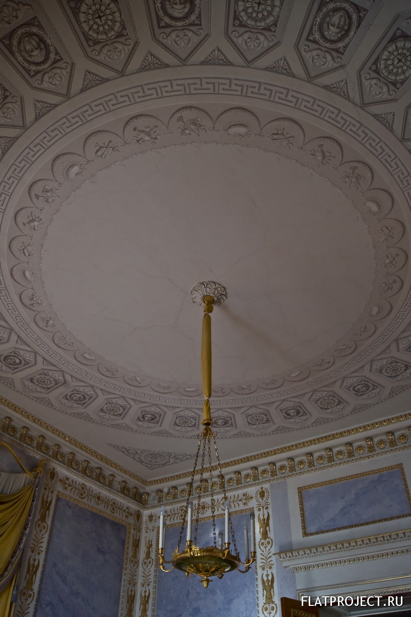 The Pavlovsk Palace interiors – photo 27