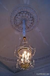 Декор интерьеров Павловского дворца — фото 14
