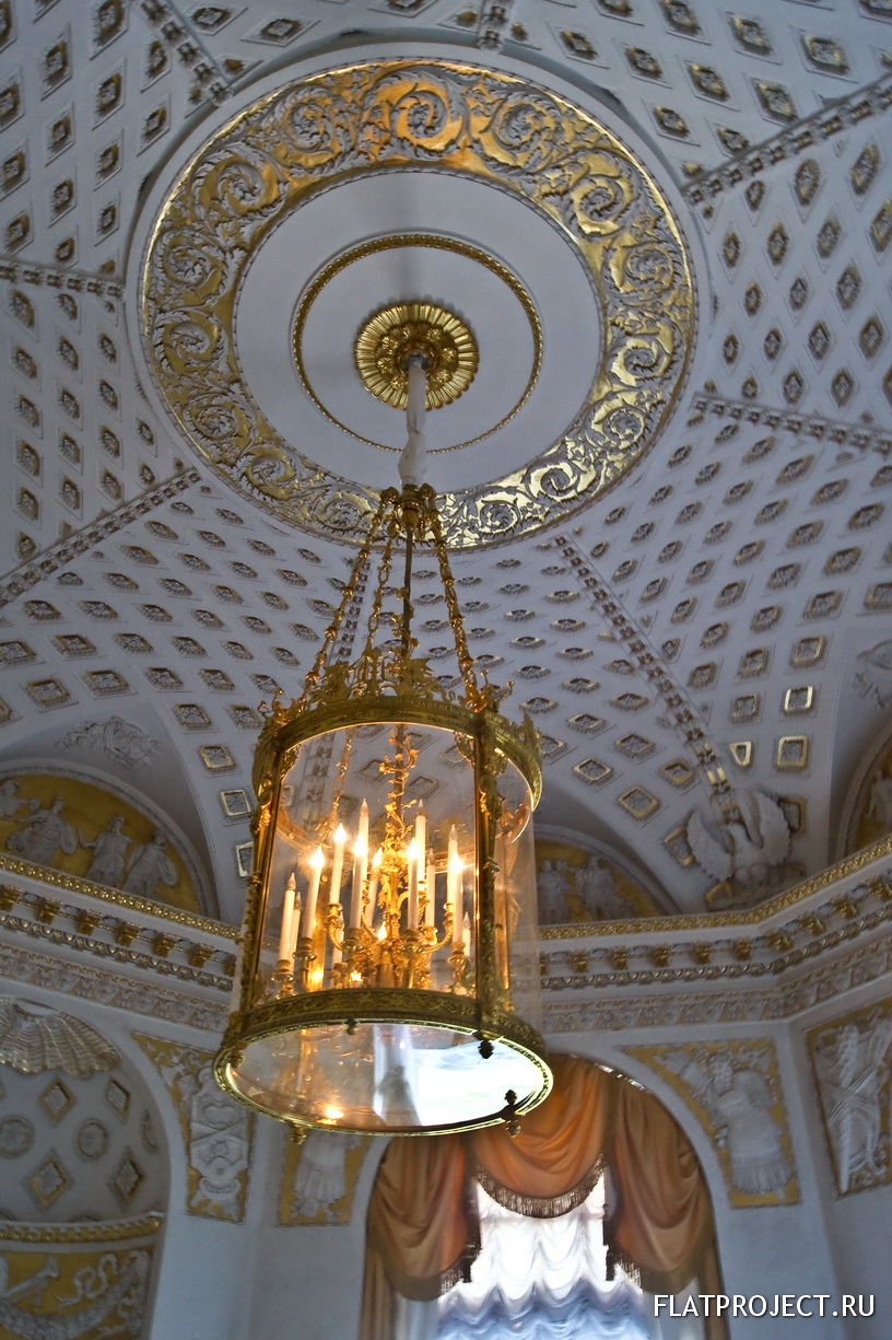 The Pavlovsk Palace interiors – photo 2