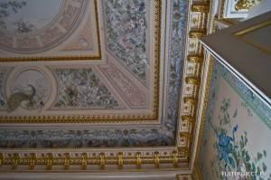 Декор интерьеров Павловского дворца — фото 4
