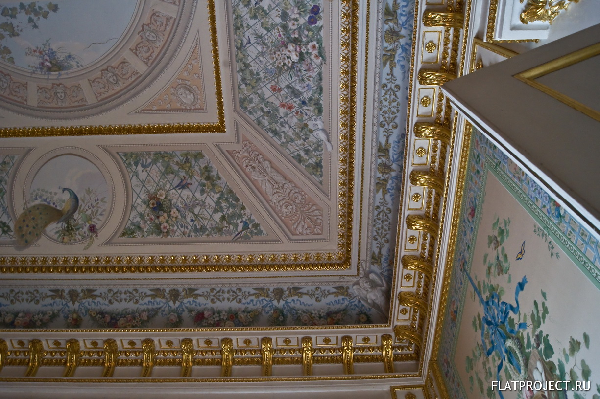 The Pavlovsk Palace interiors – photo 4
