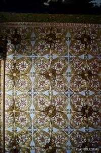 Потолок из пенопластовых панелей. Часть 3.