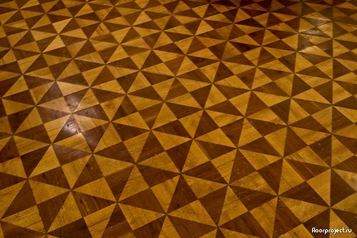 The Menshikov Palace floor designs – photo 10