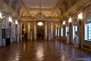 Декор интерьеров Меншиковского дворца — фото 43