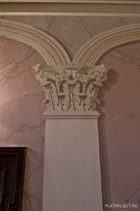 Декор интерьеров Меншиковского дворца — фото 47
