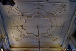 Декор интерьеров Меншиковского дворца — фото 39