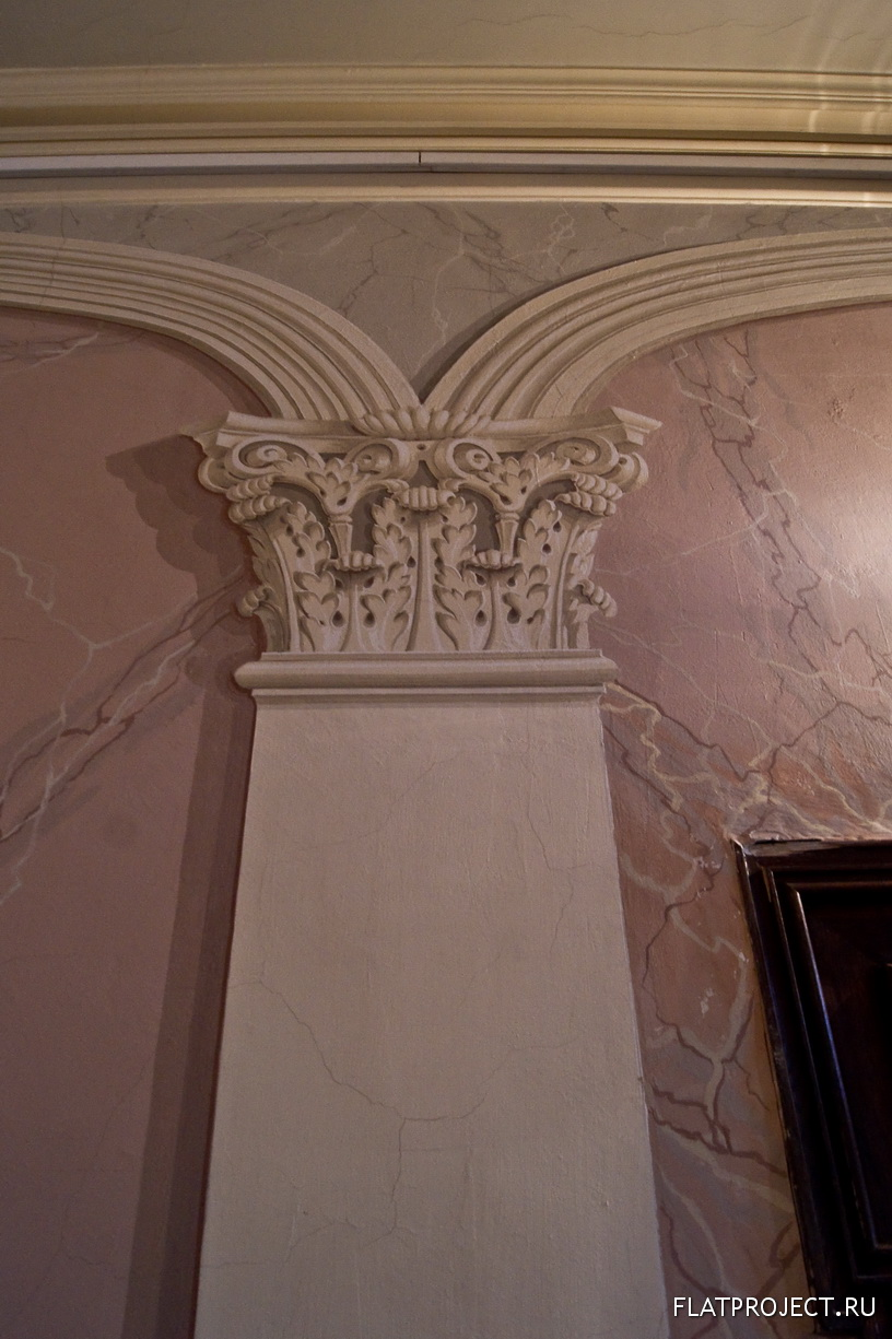 The Menshikov Palace interiors – photo 41