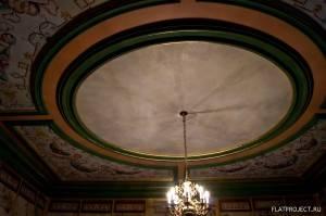 Декор интерьеров Меншиковского дворца — фото 42