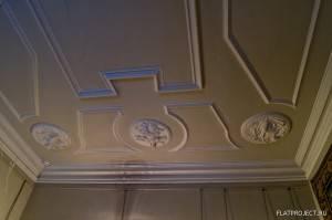 Декор интерьеров Меншиковского дворца — фото 35