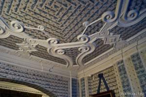 Декор интерьеров Меншиковского дворца — фото 27