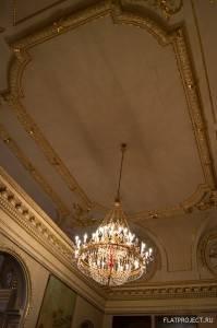 Декор интерьеров Меншиковского дворца — фото 11
