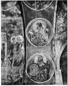 Медальоны с Праотцами Авелем и Сифом