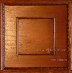 Кессон деревянного подвесного потолка