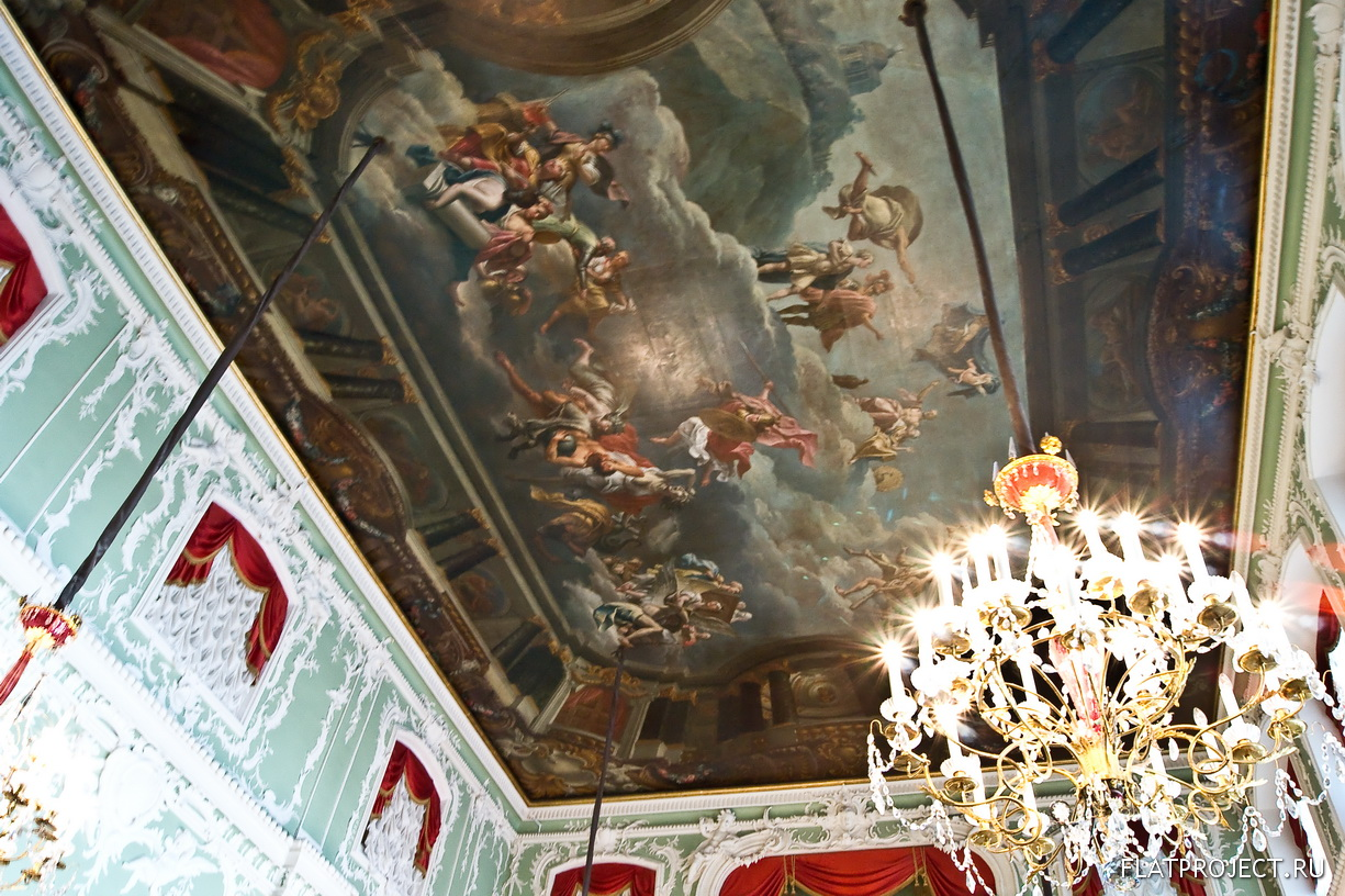 The Stroganov Palace interiors – photo 82