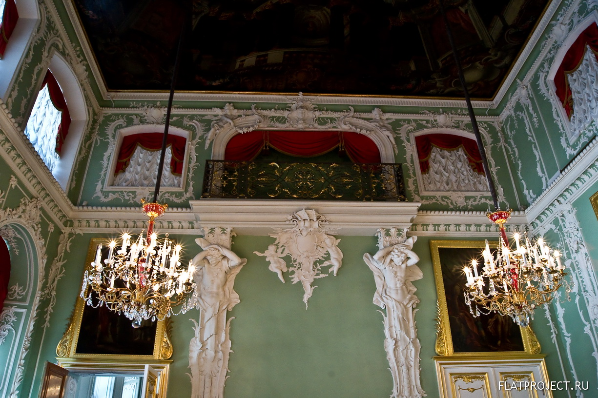 The Stroganov Palace interiors – photo 79