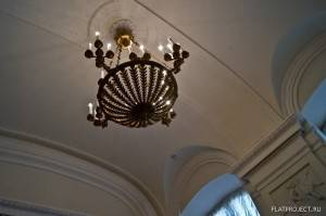 Декор интерьеров Строгановского дворца — фото 33