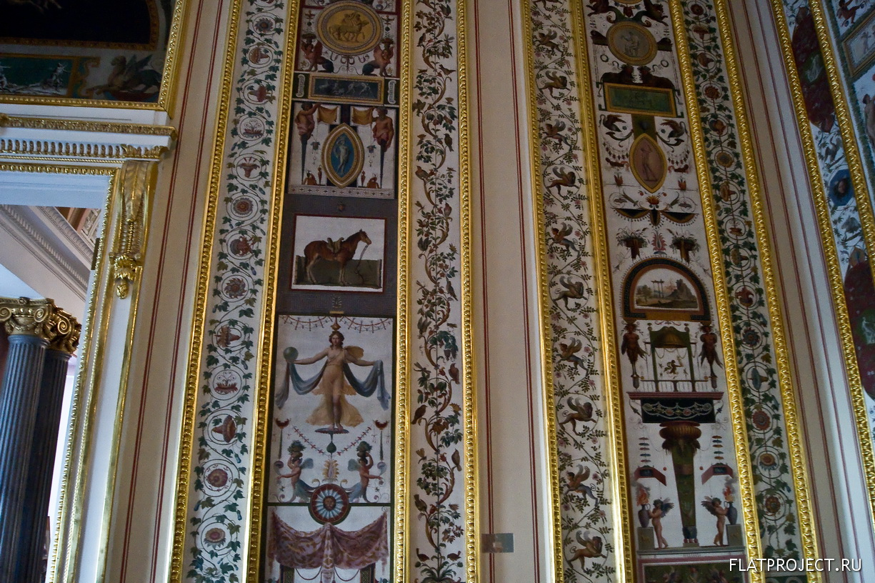 The Stroganov Palace interiors – photo 17