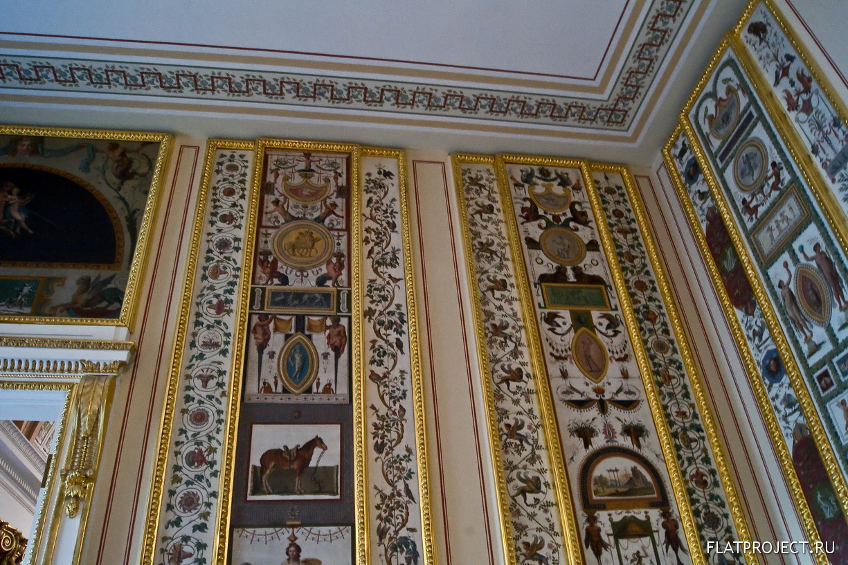 The Stroganov Palace interiors – photo 23
