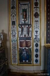 Декор интерьеров Строгановского дворца — фото 21