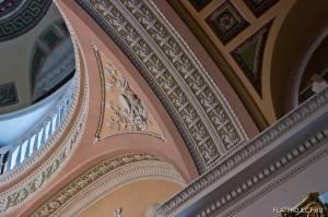 Декор интерьеров Строгановского дворца — фото 13