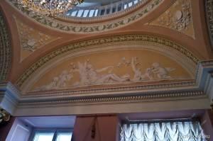Декор интерьеров Строгановского дворца — фото 10