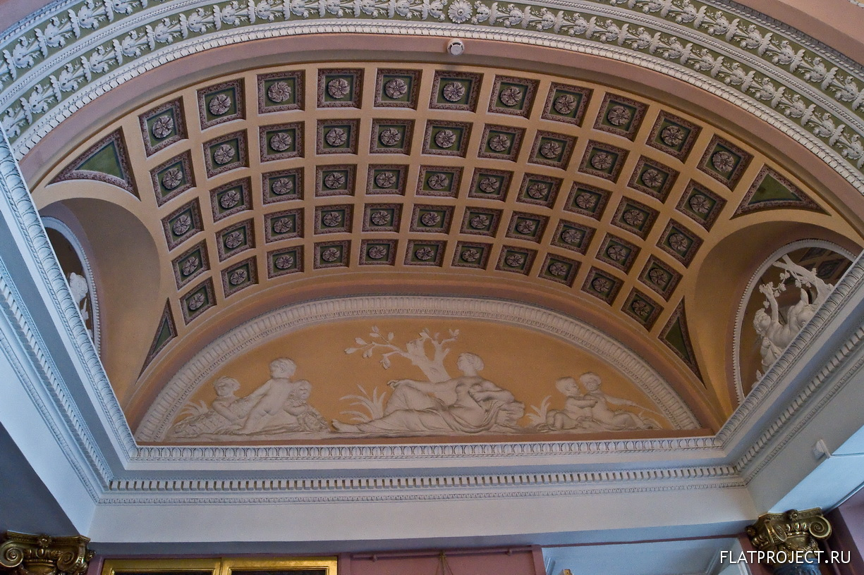 The Stroganov Palace interiors – photo 6