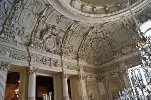 Декор интерьеров Юсуповского дворца — фото 142