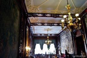 Декор интерьеров Юсуповского дворца — фото 128