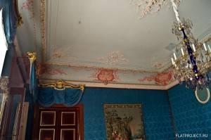 Декор интерьеров Юсуповского дворца — фото 121