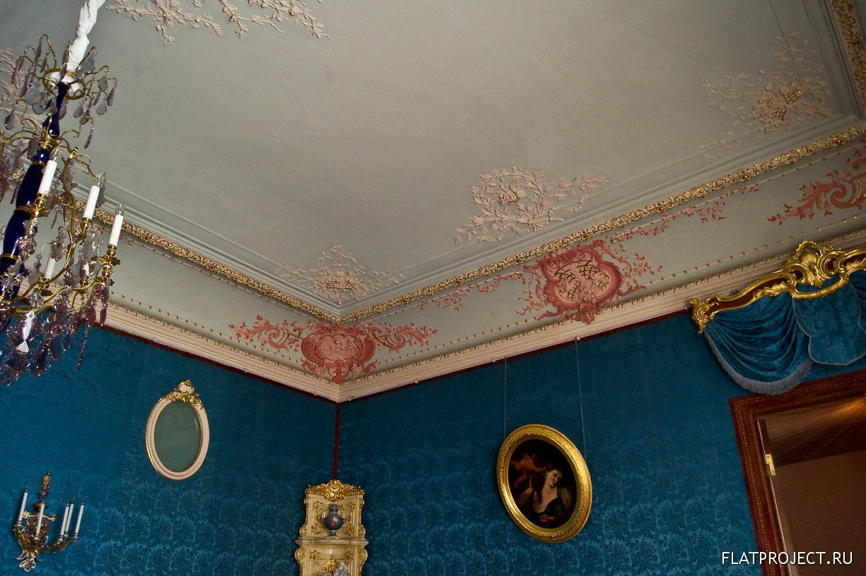 The Yusupov Palace interiors – photo 119