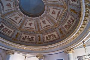 Декор интерьеров Юсуповского дворца — фото 112