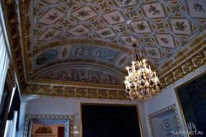Декор интерьеров Юсуповского дворца — фото 110