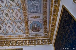 Декор интерьеров Юсуповского дворца — фото 114