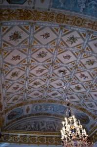 Декор интерьеров Юсуповского дворца — фото 105