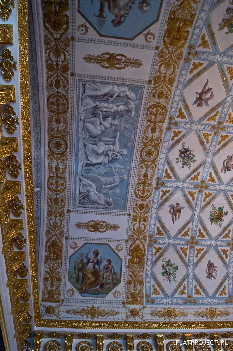 The Yusupov Palace interiors – photo 106